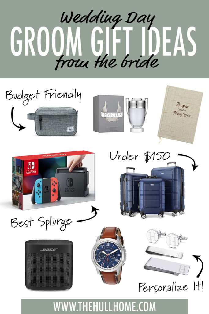 Wedding Day Gifts For Groom 10 Gift Ideas To Wow Him